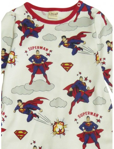Bebecrece-Enterizo SUPERMAN